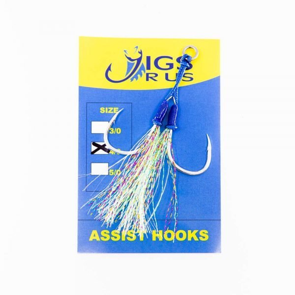 JigsRUs Assist Hooks